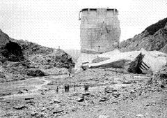 After the breach at St. Francis dam